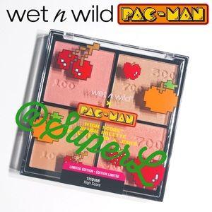 Wet n Wild Pac-Man High Score Blush Matte Palette